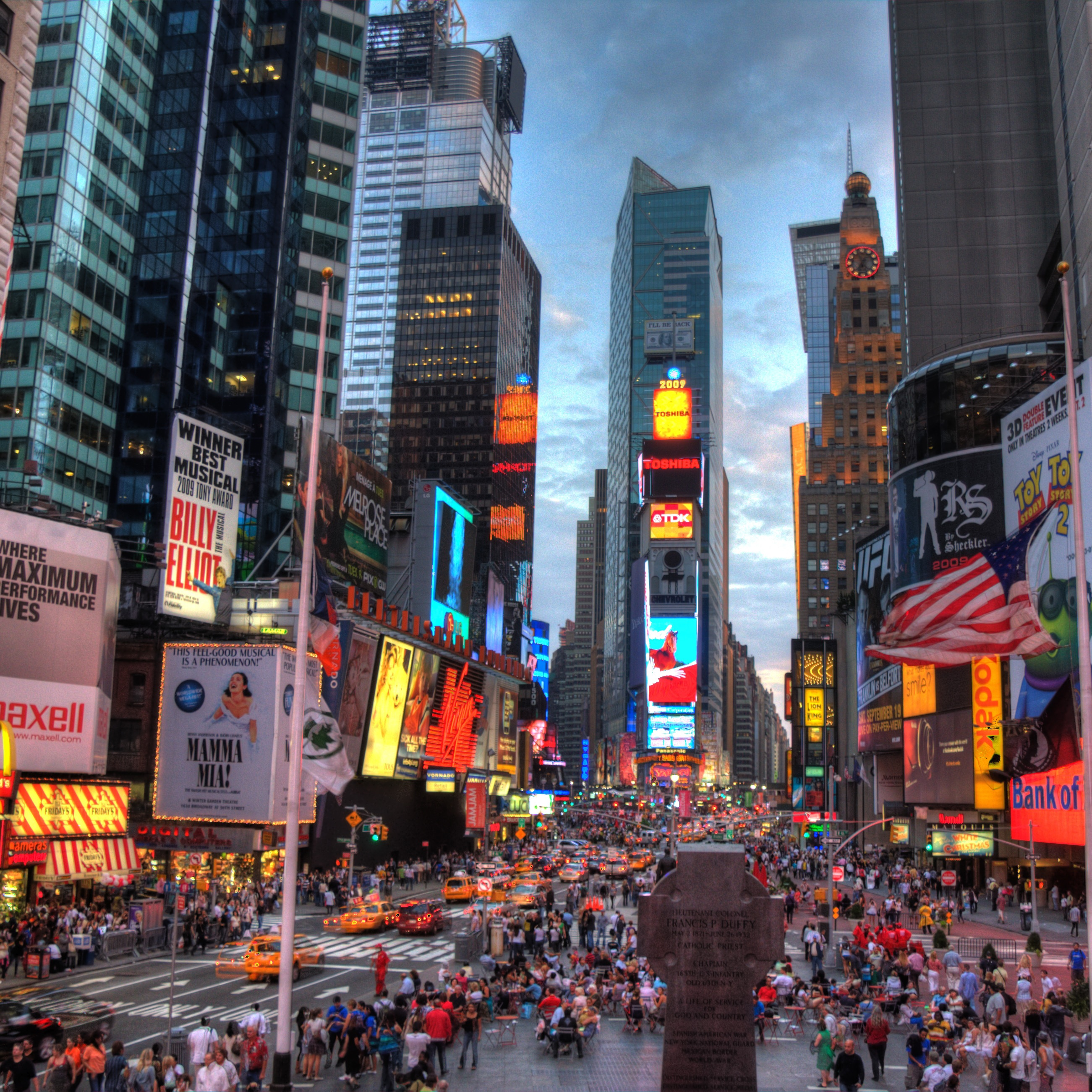 Best american cities for a car free getaway for The best of nyc