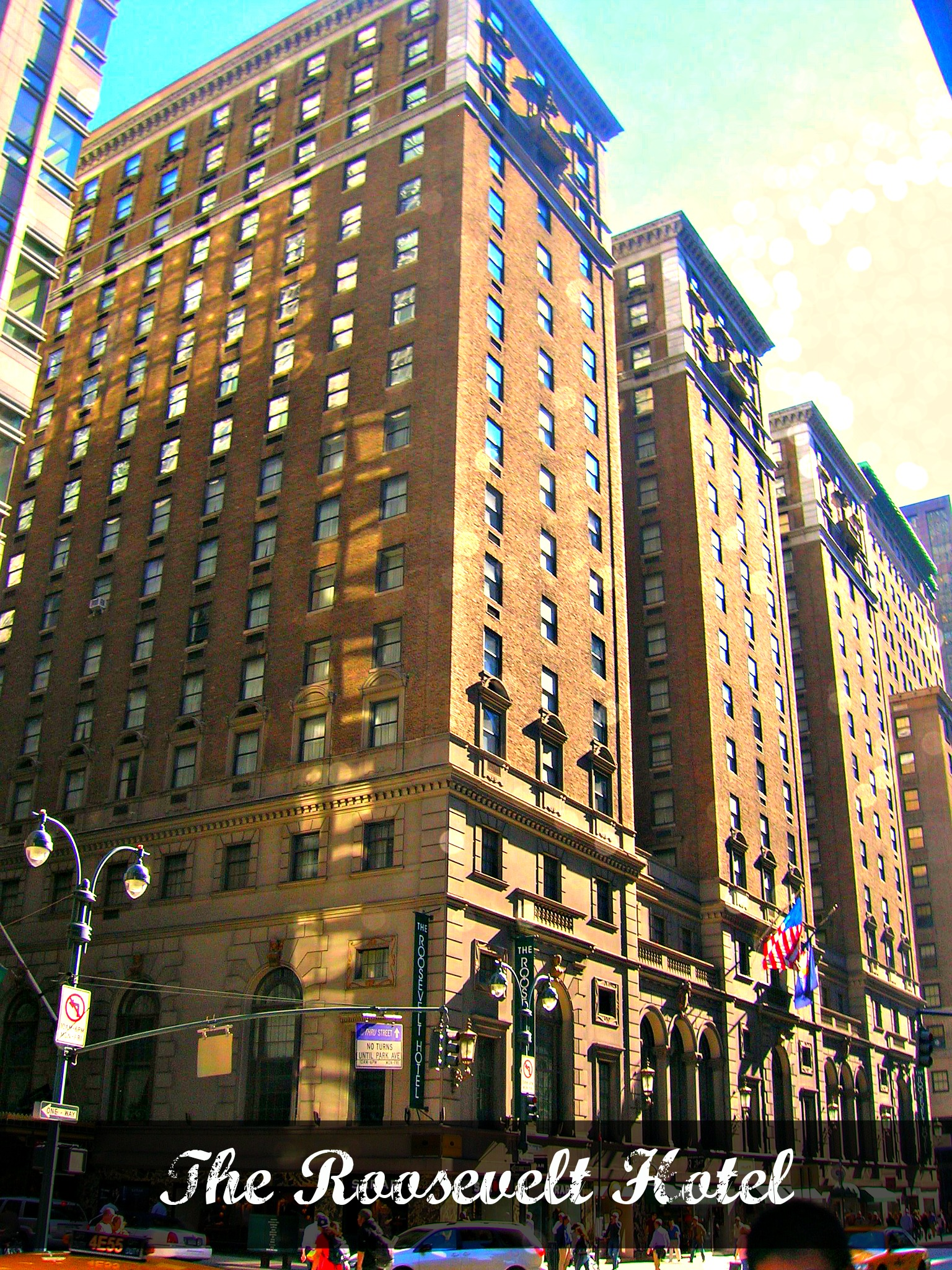 3 Famous Hotels In New York