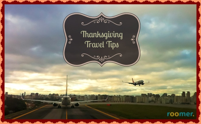 thanksgiving travel tips