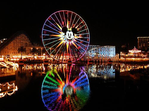 Disney's amazing rollercoasters