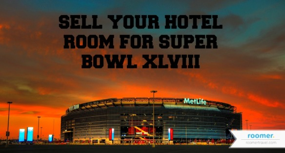 sell your super bowl room
