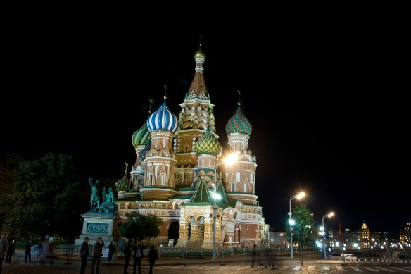 Visit the Kremlin, a UNESCO World Heritage Site