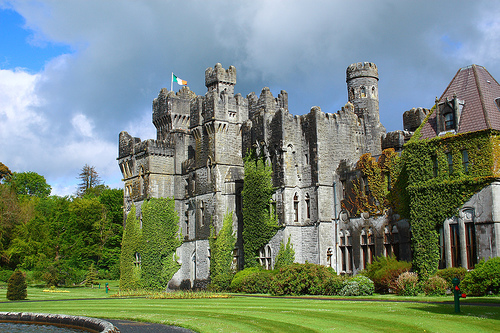 Enjoy all the outdoors activities Ashford Castle has to offer !