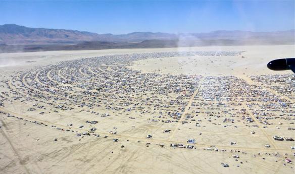 Burning Man_Black Rock Desert, Nevada