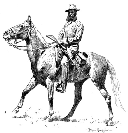 General_George_Crook_on_the_Trail